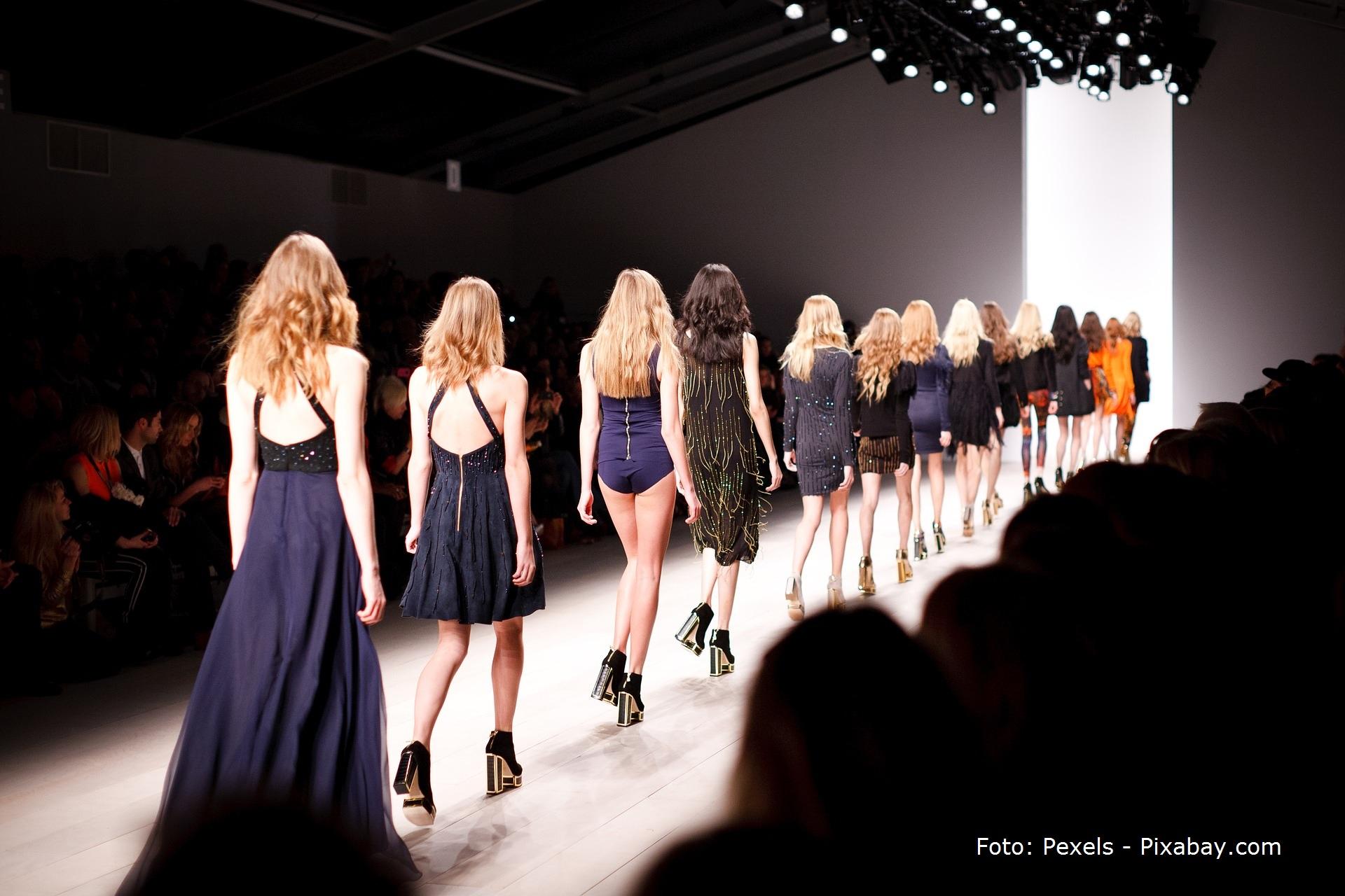 Curvy models, Best age models und der Schein vom normalen Leben